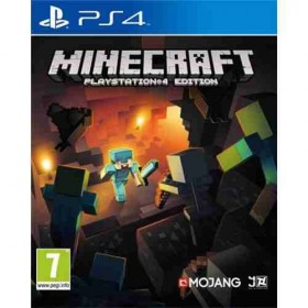 Minecraft para PlayStation 4