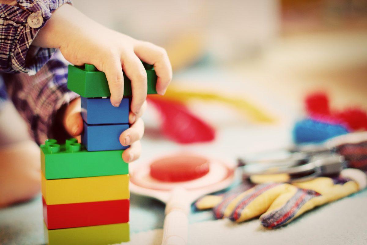 Juguetes para niños de cinco años