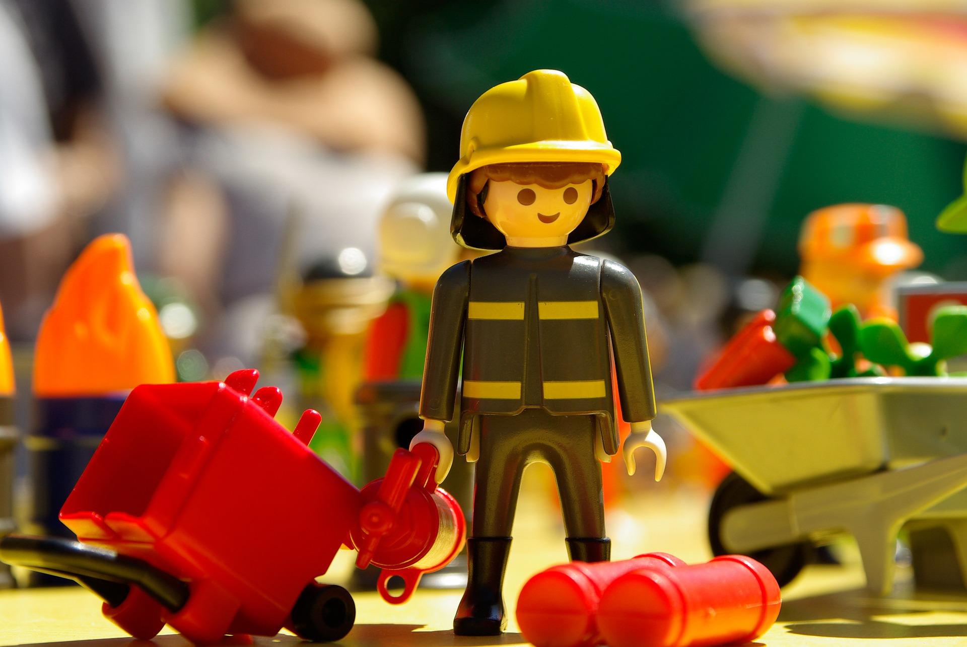 Curiosidades de Playmobil