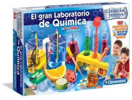 Juguetes científicos