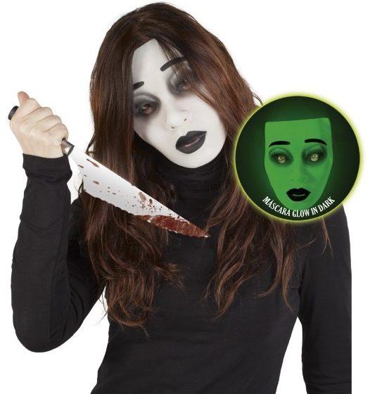 Máscara fosforita