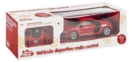 Juguetes radiocontrol