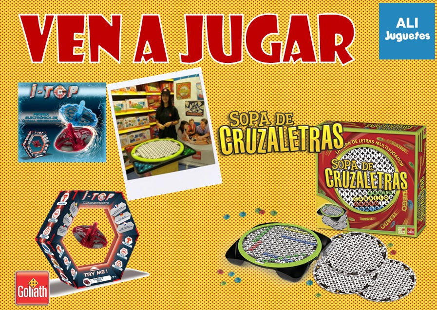 i-TOP y Sopa de Cruzaletras