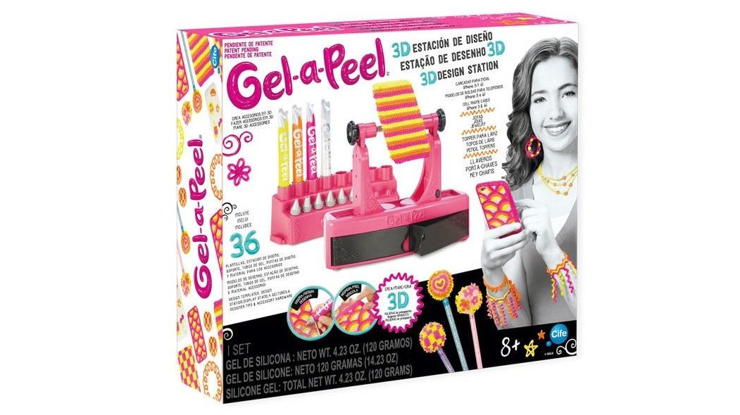 Gel-a-Peel 3D