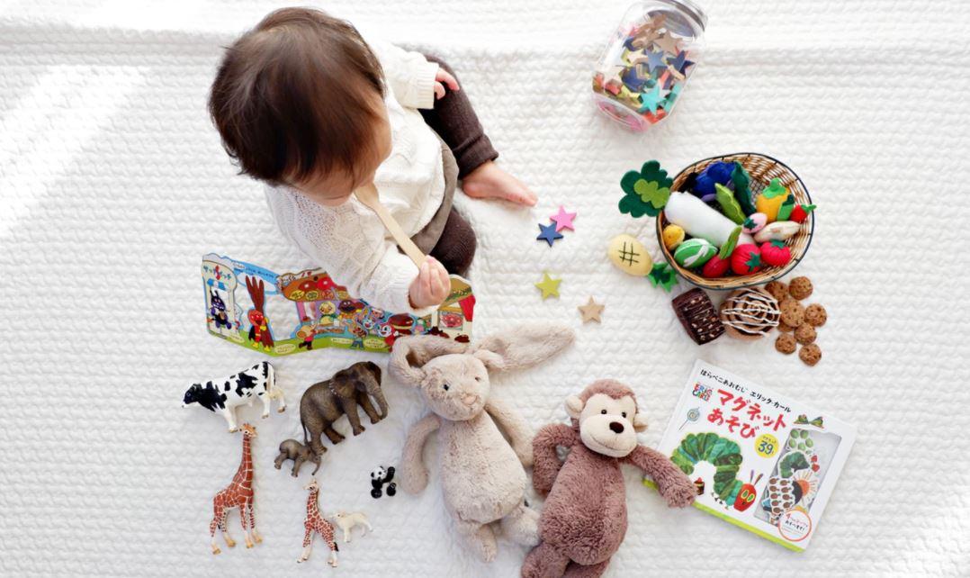 Sistema de control de edades en los juguetes