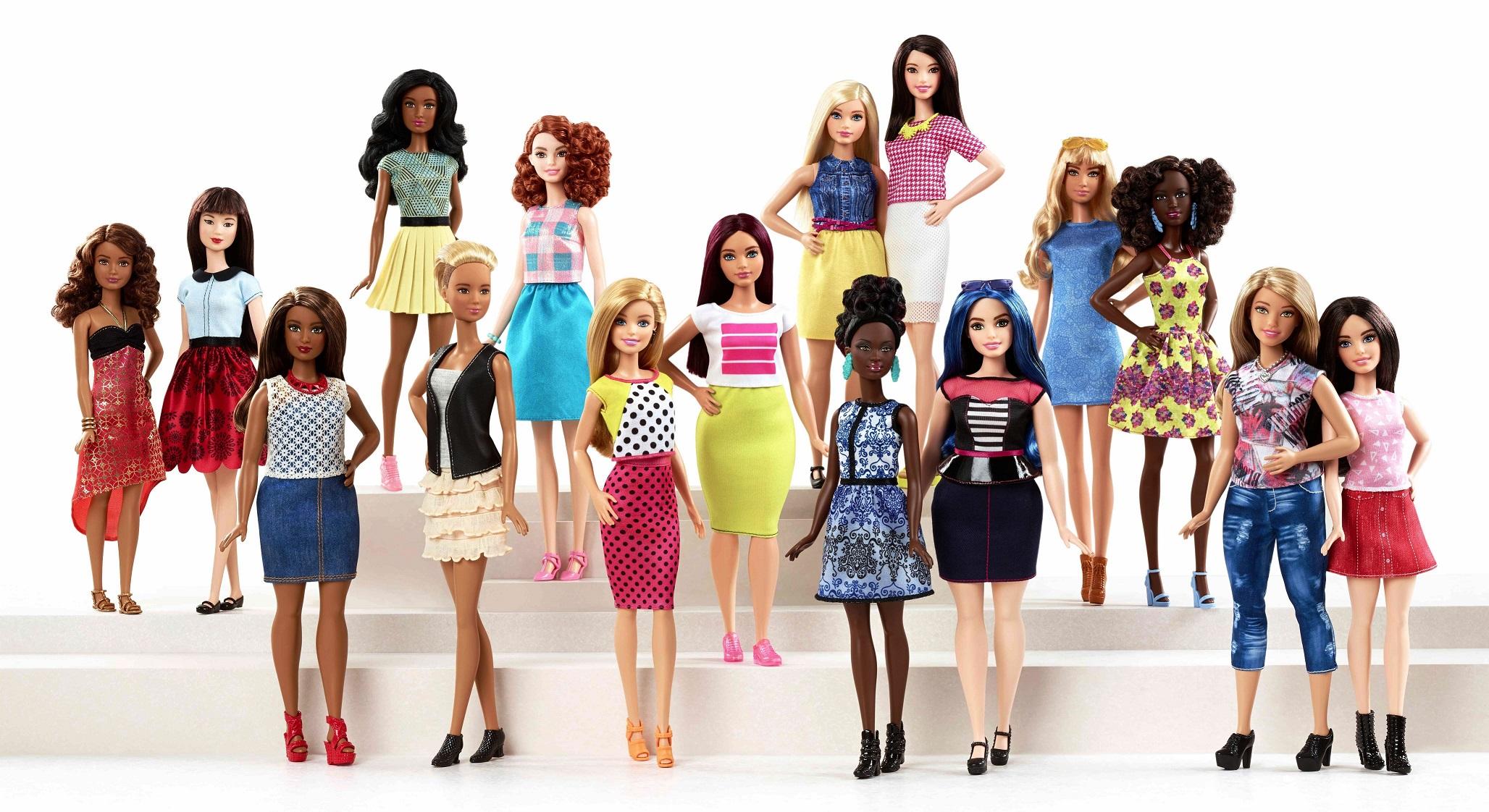 Barbie más reales
