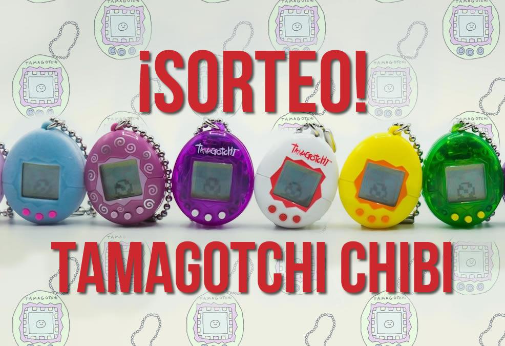 Sorteo de Tamagotchi Chibi