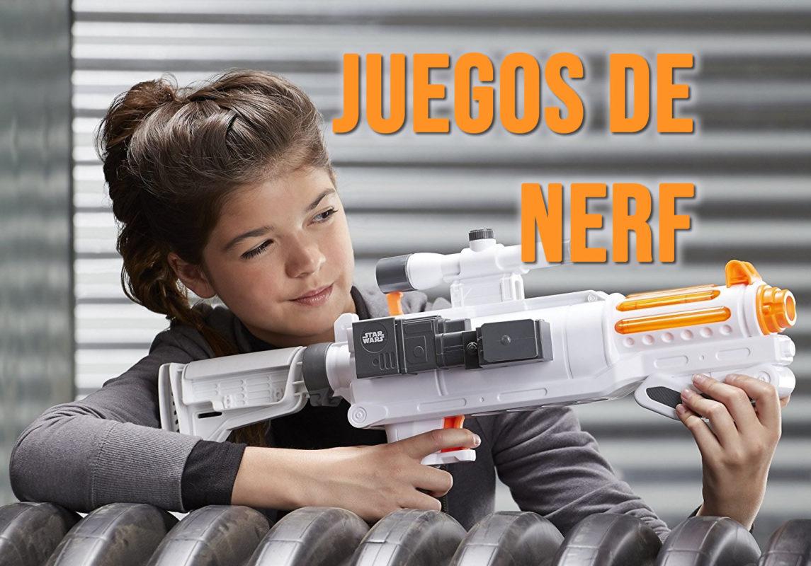Juegos de Nerf
