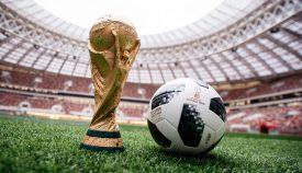 ¡Sorteamos 2 balones del Mundial de Fútbol de 2018!