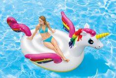 ¡Sorteamos una Mega Isla Unicornio para la playa o la piscina!