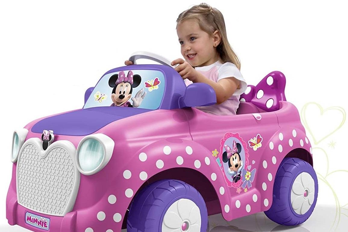 Mejores coches eléctricos para niños y niñas