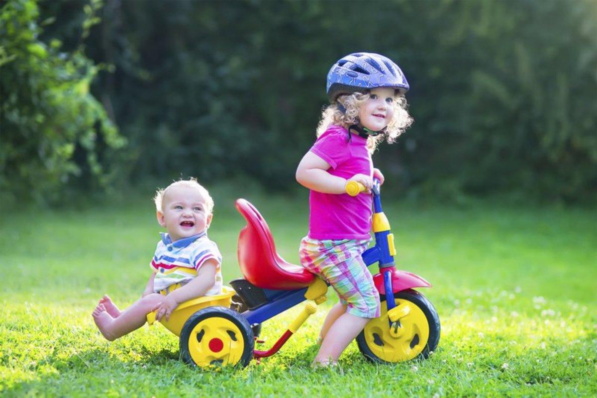 triciclos para bebe